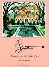 Justine's : Memories and Recipes by Janet Smith (1998, Hardcover)
