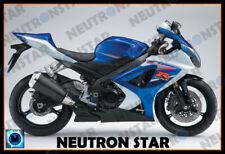 For 2007-08 GSXR1000 K7 ABS Plastic Injection Mold Full Fairing Set Bodywork P01