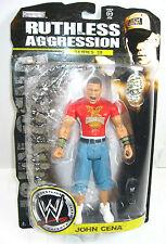 WWE RUTHLESS AGGRESSION Series 38 John Cena Actionfigur JAKKS PACIFIC ( K65)