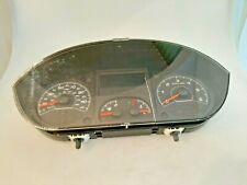 Citroen Relay boxer ducato Speedometer Instrument Cluster 1384096080 DEFECT!