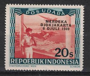 INDONESIA:1949 SC#C38 Mint Overprinted m353