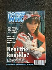 Doctor Who Magazine - Issue 282