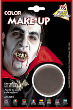 He visto maquillaje gris-impermeable nuevo-styling maquillaje carnaval carnaval