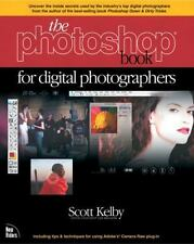 The Photoshop Book for Digital Photographers, Scott Kelby, New Condition, Book