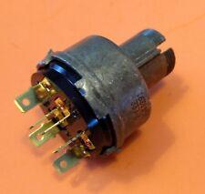 ✔ OEM Ignition Switch 1960-'68 Mopar Dodge Plym. Chrysler Dart Satellite Charger