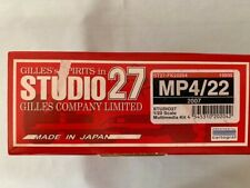 Studio27 FK20215C 1:20 McLaren MP4/22 GP of Japan 2007 resin kit