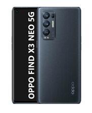 "Cellulare Smartphone OPPO Find X3 NEO 5G 256GB+12GB RAM 6,55"" Starlight Black"