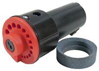 Drill Bit Sharpener 43mm Collar for 3.5-10MM HSS Bits Grinding Stone Power Screw