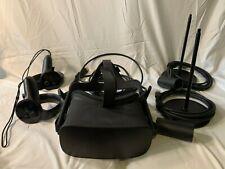 Oculus Rift CV1 Virtual Reality Headset - Includes Extra Sensor+Controller Set