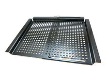 BBQ CHOICE Non-Stick Adjustable/Expandable Space Saving Barbecue Grilling Grid