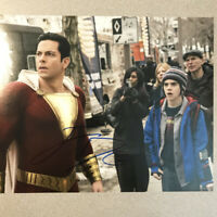 Jack Dylan Grazer 8x10 Shazam photo signed autograph with PROOF