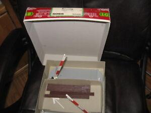 LGB #5065 Crossing Gate In Original Box Free Shipping