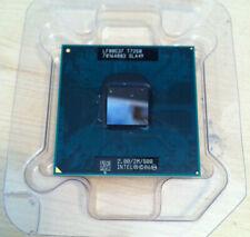 Processeur Intel Core 2 Duo Mobile T7250 2Ghz 2Mo 800MHz Socket P SLA49