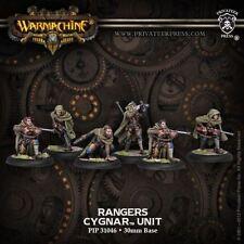 WARMACHINE Cygnar PIP31046 Ranger Unit Box (6) Privateer Press NEW
