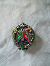 Insigne/pucelle 1er REC régiment étranger de cavalerie