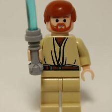 Lego Star Wars OBI-WAN KENOBI 7661 minifig minifigure  Jedi