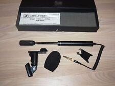 MONACOR ECM-800 ST MIKROFON ELECTRET-TELESKOPMIKROFON VINTAGE in MINT NEU RAR