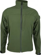 Highlander Outdoor Hiking Odin Softshell Jacket - Olive Green Breathable