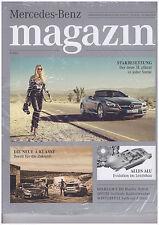 Mercedes-Benz magazin 1/2012 NEU SL,A-Klasse, Alu Leichtbau, E300 Bluetec Hybrid