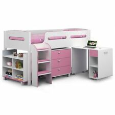Julian Bowen Pink Bedframes & Divan Bases for Children