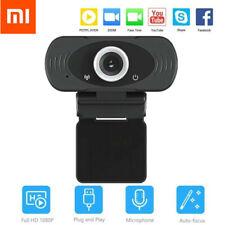 Xiaomi IMILAB HD Webcam 1080P Kamera USB 3.0 2. Mit Mikrofon für PC Laptop OSLED