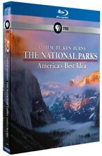 Ken Burns - The National Parks: America's Best Idea [New Blu-ray] Boxed Set, Dig