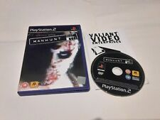 Manhunt - PS2 - PAL - Boxed and Complete