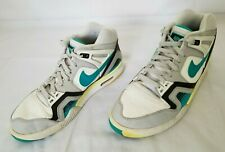 reputable site abc85 76756 Mens Sz 11 Multicolor Nike Air Tech Challenge 2 Hi Top Trainer Sneakers  preowned