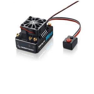 Hobbywing XR8 SCT 140A Sensored Brushless ESC Speed Controller 1/8 1/10 Traxxas