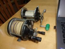 TWO REELS FISHING PENN 155 AND SPORTKING 186 WORKING REELS