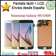 Pantalla Para Samsung Galaxy S6 G920 G920F G920 LCD Display Táctil Digitalizador