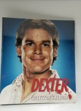 Dexter Collectible Trading Card Binder Album With Promo Cards
