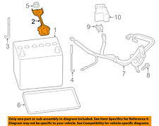 Scion TOYOTA OEM 13-16 FR-S 2.0L-Battery Hold Down Tie Bracket Clamp SU00302417