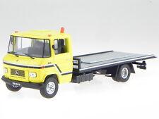 Mercedes L608 D Abschleppwagen 1980 yellow diecast modelcar CLC209 IXO 1:43