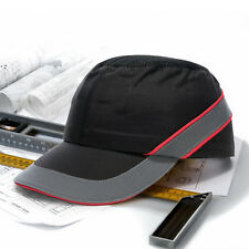 PE Baseball Safety Helmet Hard Hat Anti-impact Breathable Bump Cap Security