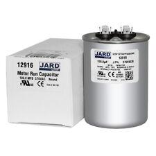100 uf MFD 370 VAC ROUND Capacitor 12916 Replaces C3100 C3100R TRCD100 PRCD100