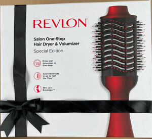 Revlon Salon One-Step Hair Dryer and Volumizer Special Edition New, Sealed