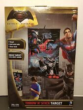NEW Franklin Sports Batman Throw N Stick Game Mat