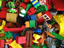 Huge Lego Duplo Lot 25+ Lbs Disney Thomas Safari Zoo And More!