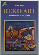 TOPP : DEKO ART – Seidenmalerei mit Kreide
