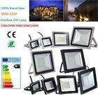 10W 20W 30W 50W 100W LED Floodlight Outdoor Security Lights Garden Lamp SMD 220V