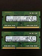 Mémoire RAM DDR3 4 Go SoDimm PC3L-12800S Samsung