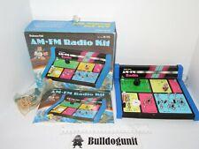 Vintage Radio Shack AM FM Radio Kit in Box Science Fair 28-175