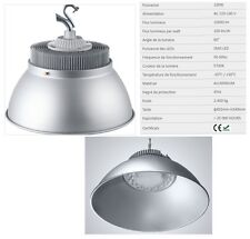 PROJECTEUR ECLAIRAGE INDUSTRIEL SUSPENSION AMPOULE LED 100W 60° - 10000 LUMENS