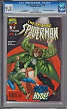 Amazing Spider-Man #433 CGC 9.8 White Mr. Hyde app