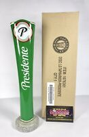 """Presidente Pilsner Dominican Republic Beer Tap Handle 11.5""""Tall Brand New In Box"""