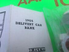 Ertl 1905 ATLAS Delivery Truck Bank Die Cast w/box Mint