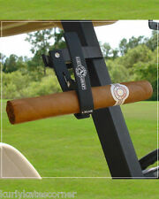 Get a Grip Clip Cigar holder. CHROME Great 4 golfers or any outdoor activity