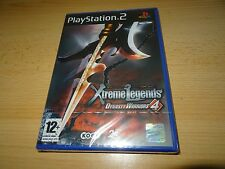 Dynasty Warriors 4: Xtreme Legends pal  PlayStation 2 (PS2) NEW SEALED