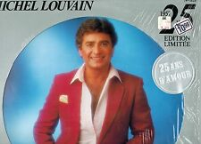MFD IN CANADA FRENCH QUEBEC POP 1982 : MICHEL LOUVAIN : 25 ANS D'AMOUR
